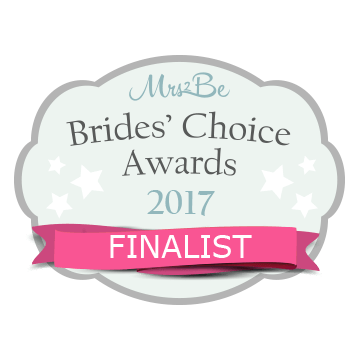 Kayla McDonagh Nominated for a Brides' Choice Award